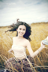 ngoc thao - summer on the field (PRO-K) Tags: