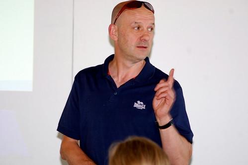 Dave Stork of SUST