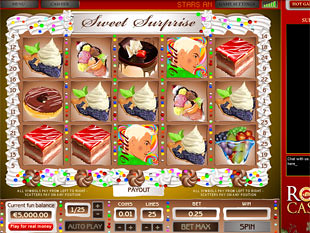 Sweet Surprise slot game online review