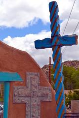 Chimayo Cross (Heritage Hotels & Resorts) Tags: newmexico santafe gallery stores lowrider chimayo sacredsite santuario religiousart redchile northernnewmexico spanishcommunity heritagehotelsresorts hotelchimayo