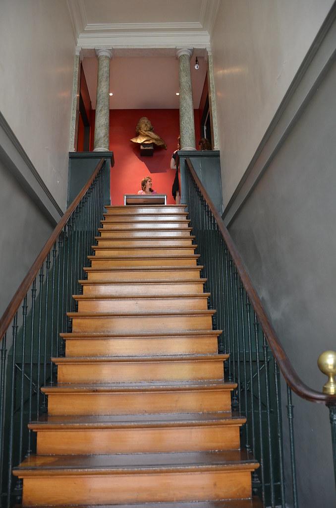 Entrée du Musée Eugène Delacroix