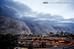 The Phoenix Haboob by Mike Olbinski Photography
