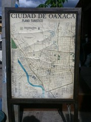 The inexplicable city map of Oaxaca in Teotitlán del Valle 07.2011 (planeta) Tags: mexico map oaxaca mapa 2011