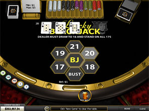 Lucky Blackjack Rules