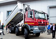 Tatra Phoenix (The Adventurous Eye) Tags: phoenix truck nikon d duty heavy 158 tatra 7000 d7000