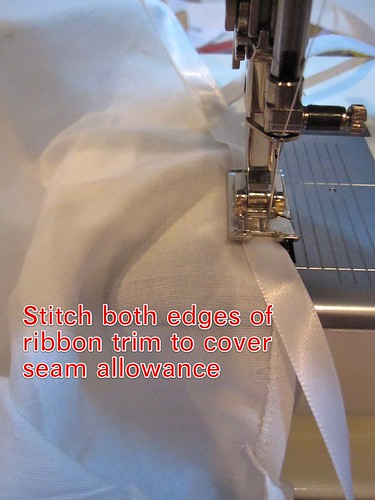 Stitch Ribbon Trim