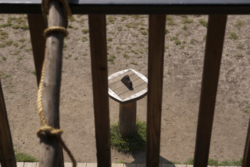 Sundial from Rowanda House, Fort Edmonton