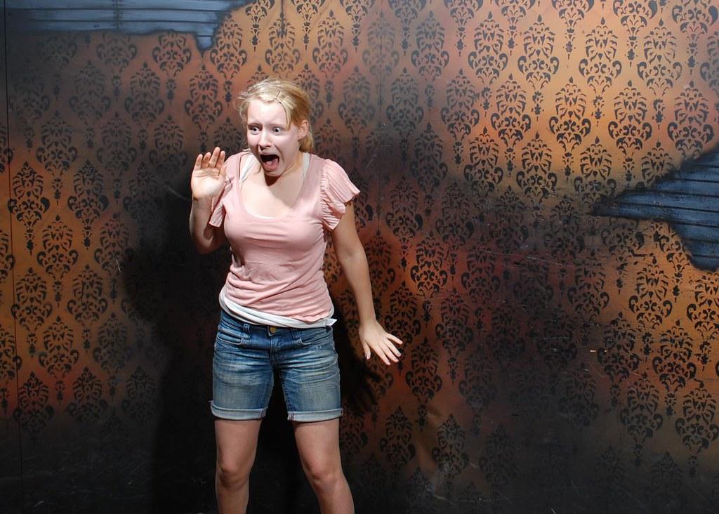 Nightmare Fear Factory Car Crash