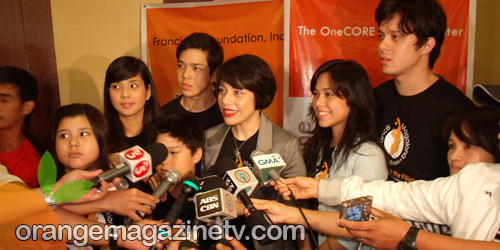 Francis Magalona Foundation Press Con