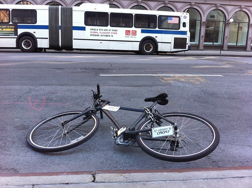 Abandoned Bike, East Village