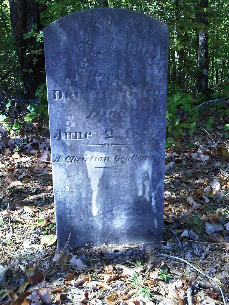 Gumm Cemetery James M Gumm