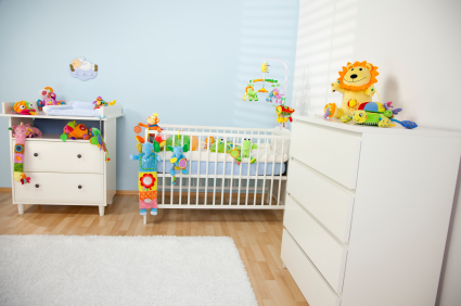 6 Tips to Feng Shui Your Baby's Nursery