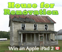 House for Renovation Photo Contest