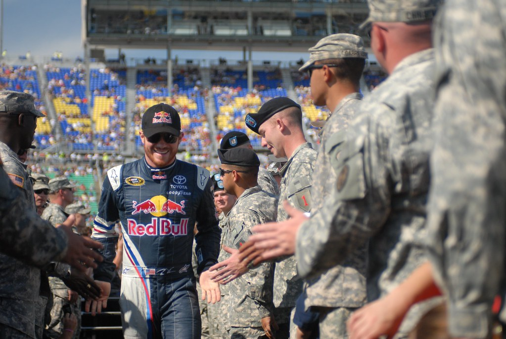 NASCAR greeting