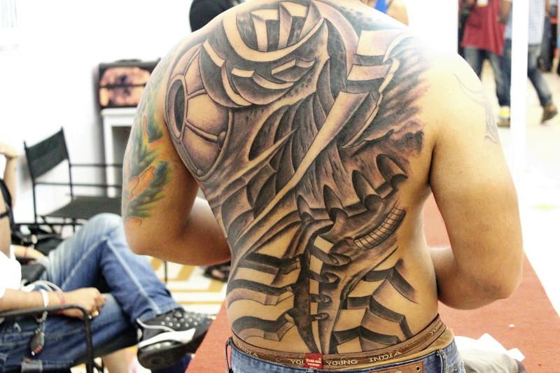 9fcfe80d2 best tattoo bangalore artist veer hegde (Eternal Expression Tattoo &  Piercing Studio, India