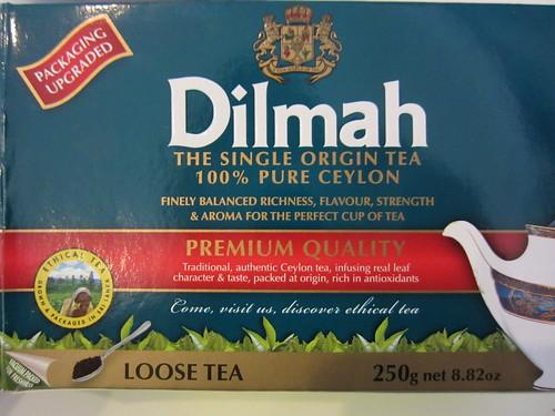 Current favourite tea