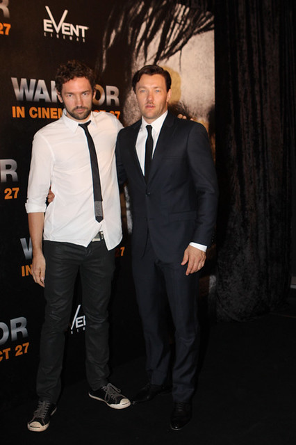 Nash Edgerton and Joel Edgerton