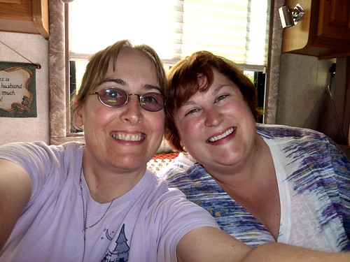 Carol and Marissa