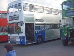 3057 F57XOF - A work in progress (GarethJones79) Tags: metrobus twm mcw 3057 wmt amrtm f57xof