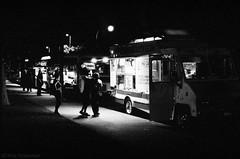 Roach Coach Wedding - Nikon FE - Nikkor-SC 55mm F/1.2 - TMAX 3200 (divewizard) Tags: california blackandwhite bw white black slr blancoynegro film blanco branco analog 35mm blackwhite analgica nikon tmax3200 noir y noiretblanc kodak tmax candid negro preto 55mm e streetphoto fe 3200 et blanc nikonfe culvercity f12 brancoepreto pelcula blackwhitephoto losangelescounty blackandwhitephoto veteransmemorialpark blackandwhitephotos schwarzundweiss blackwhitephotos y44 nikkorsc ncps chrisgrossman 55mmf12sc northcoastphotographicservices nikkorsc55mmf12 nikkorsc nikkorsc55mmf12 veteransmemorialauditorum veteransmemorialcomplex