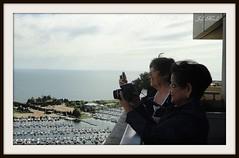 Flickerites share a hobby (Trinimusic2008 - stay blessed) Tags: trees sky lake toronto ontario canada nature marina skyscape boats photoshoot condo cameras etobicoke to flickrfriends photographing waterscape canadianfemalephotographers trinimusic2008 judymeikle nameaddedwithpicnik ottaviaandgloria