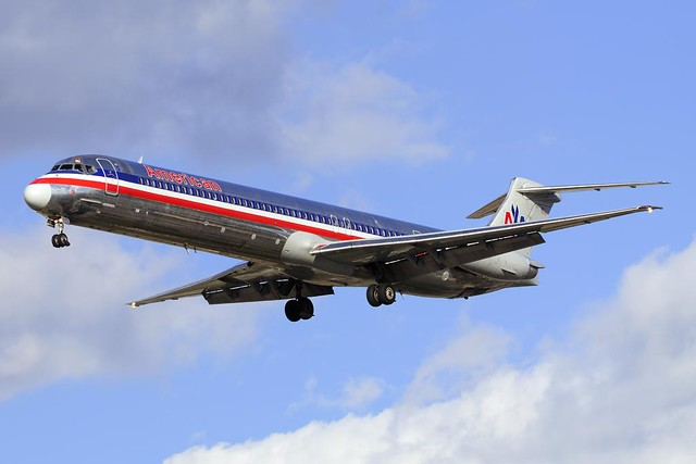American Airlines McDonnell Douglas MD-82 (DC-9-82) (N7546A)