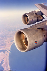 747 Classic Pratt & Whitneys (Infinity & Beyond Photography) Tags: pictures classic plane airplane photo inflight photos aircraft picture engines boeing 747 b747 pw prattwhitney 747200
