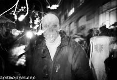 Scan20119 (bigbuddy1988) Tags: new city nyc newyorkcity portrait people bw usa newyork art film photography kodak tmax tmax400 olympusom1
