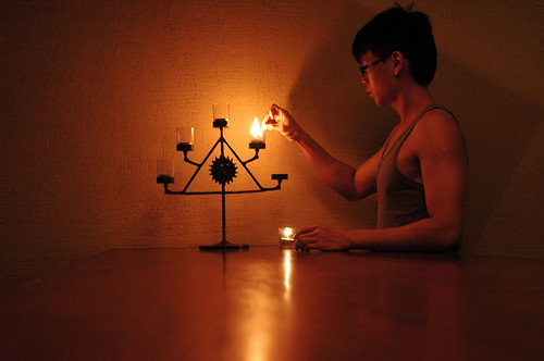 Villa Zolitude - Candlelighting