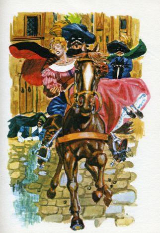 Le capitaine Fracasse, by Théophile GAUTIER -image-50-150
