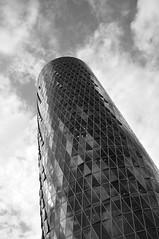 reflections (photosucht) Tags: reflections frankfurt architektur westhafen westhafentower geripptes