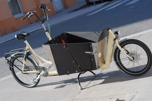 Christiania 2-Wheel Cargo Bike