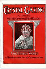 Crystal Gazing (Hopkins Rare Books, Manuscripts, & Archives) Tags: mystery magic mindreader crystalgazing ottehmeimer zancig awesometurban