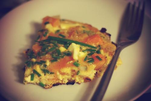 steirische kürbis-tortilla