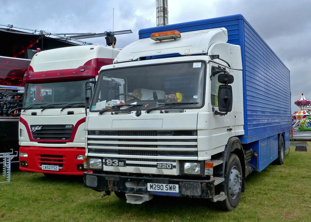 The World's most recently posted photos of erf and rigid - Flickr