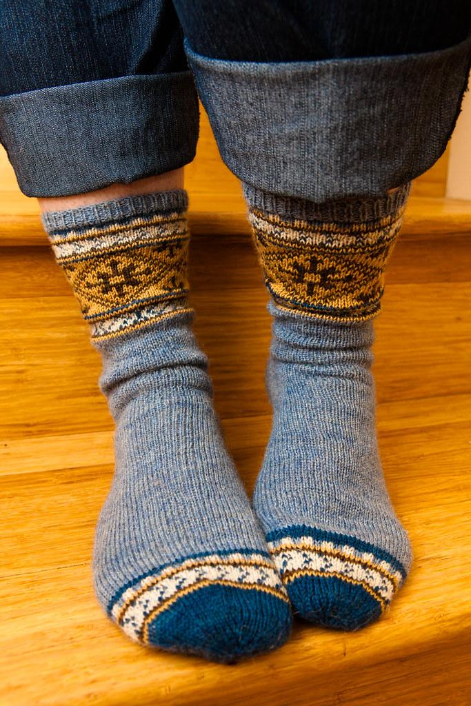 Socktoberfest :: Ilga's Stockings