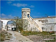 Torreta del Fuerte de San Francisco (Joaquín LL) Tags: melilla militares cuarteles regulares52