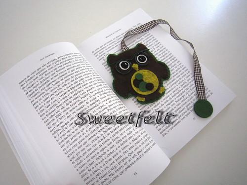 ♥♥♥ Mochinho... by sweetfelt \ ideias em feltro