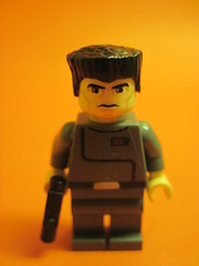 Bridge officer (-[STORM]-) Tags: bridge trooper grey one star republic lego attack only wars custom clone cruiser officer