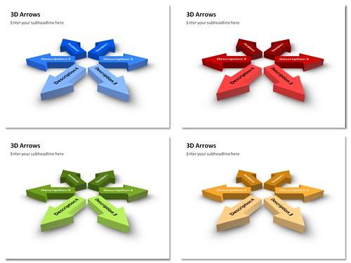Charteo 3D Arrows