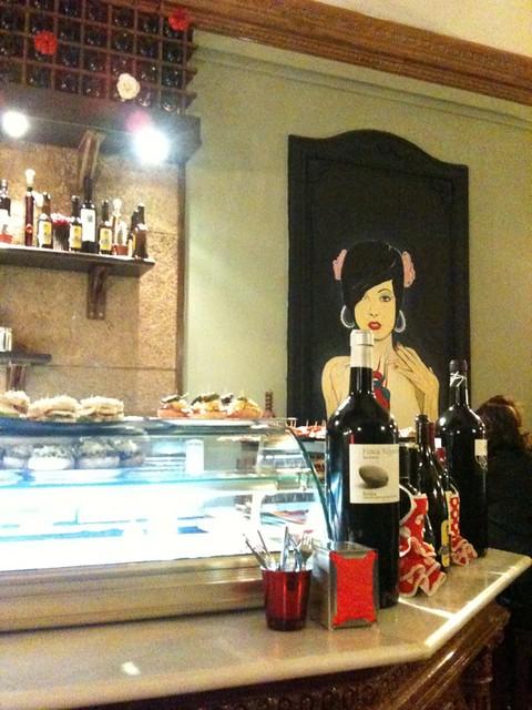 Restaurante La Flamenca de Valencia