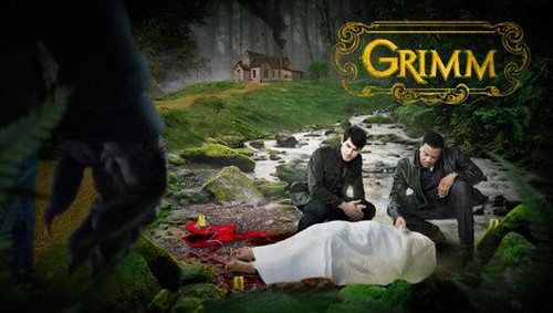 GRIMM - NBC, Portland, Oregon