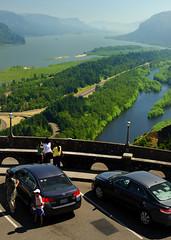 USA - Oregon - Columbia River Gorge - Vista Point (Jim Strachan) Tags: vistapoint columbiarivergorge
