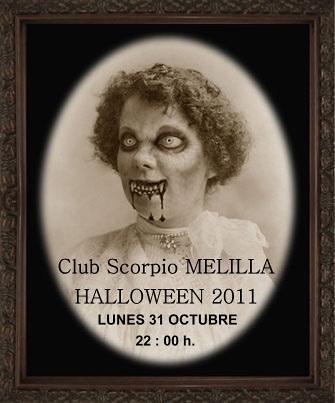 ClubScorpiohalloween 2011