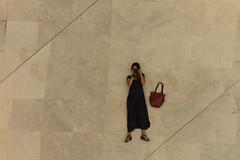 In (Lucille Kanzawa) Tags: brazil selfportrait reflection espelho brasil bag mirror sopaulo explore bolsa autorretrato reflexo olafureliasson pinacoteca takeyourtime octgono lucillekanzawa