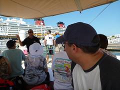 Heading Out (speakerchad) Tags: cruise two west port key sailing ship florida magic disney line snorkling kayaking mast schooner excursion