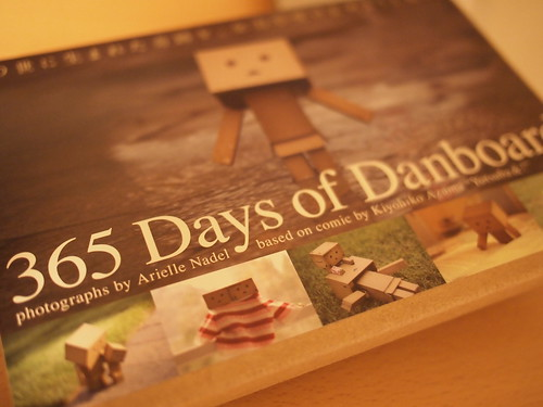 365 Days of Danboard - 01