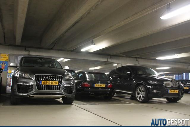 S50B32 M Coupe | Cosmos Black | Black | BMW X6 | Audi Q7