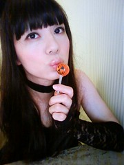 Trick or Treat ? #3 (Sweetflower Yui) Tags: halloween japan asian japanese tv cosplay cd tgirl tranny transvestite crossdresser ladyboy