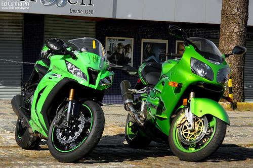 Kawasaki Ninja ZX10R & ZX12R - a photo on Flickriver